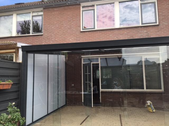 Glazen Schuifwanden Helmond Eindhoven Van Baal